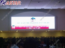 full color LED video wall/Electronic LED display/Advertising LED screen P7.62