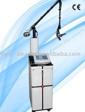 2011 HOT SALE patent design OEM space formula fractional CO2 laser for wrinkle spot scar pigment removal equipment