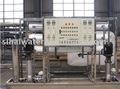 5000l/h bifasico sistema de ósmosis inversa, tratamiento de agua de la planta