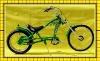 wide popular design artistic 24 inch chopper bike/ bicycle/beach bike