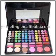 Hot Sale! Pro Makeup Lip Gloss Eyeshadow Blush 78 Color Eye Shadow Palette Set