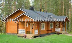 Villa wooden house JYW0010
