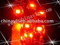 Alta qualidade decoração 12v impermeável smd3528 vermelho led tira de fita