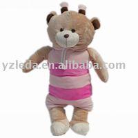 plush bee bear stuffed toy