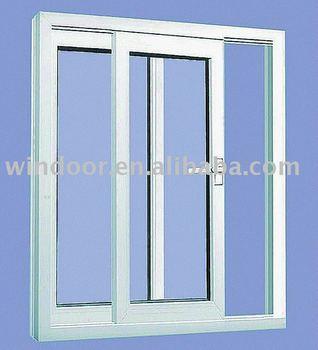 Aluminum Sliding Standard Window Size View Standard Window Size