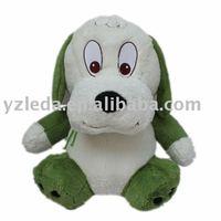 plush and stuffed dog toy