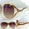 high quality RC450S sunglasses women sunglass 2011 sunglass Sun glasses Gold