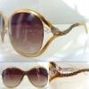 high quality RC450S sunglasses women sunglass 2011 sunglass Sun glasses Gold