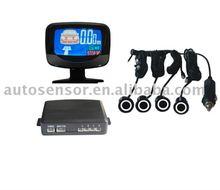 wireless LCD parking sensor system