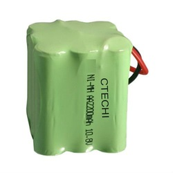 AA and AAA High Capacity Rechargeable NiMH Battery