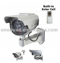 2012 hot selling Solar fake CCTV Camera
