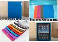 for iPad 2 Chocolate Bean Soft Silicone skin case
