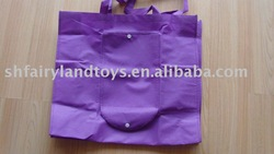 Foldable recycle bag
