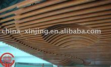 Innovative aluminum building ceiling decoration design