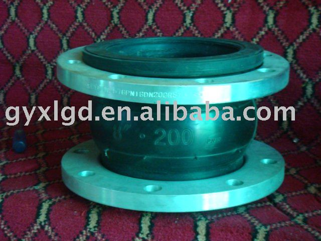 outstanding performance JGD JIS flanged rubber joint