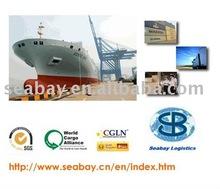 Ocean shipping service from Shenzhen,Guangzhou,Shanghai,Lingbo,Fuzhou to Jebel Ali of United Arab Emirates