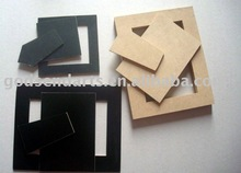 photo frame backboard(paper frame/pre-cut mat-board/collage mat-board photo frame)