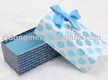 Paper dot gift box