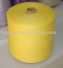 70/30 semi - pettinati cotone filato acrilico mescolato