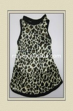 Leisure Leopard Design Pet Dress RSH346