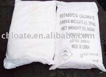 Potássio Chlorate ; KClO3 potássio Chlorate ; potássio Chlorate para fósforo de segurança