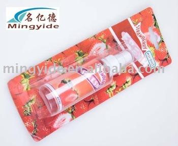 Rose aerosol spray car air fresheners