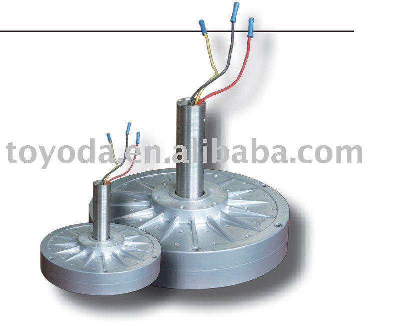 magnetic wind power generator