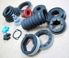 NBR/CR/NR/EPDM/Silicone/Viton molded rubber parts