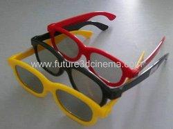 Popular Stylish passive plastic circular polarized 3d glasses/ 3d passive glasses/3D GLASSES