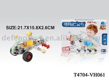 Hot selling!!!Metal assemble flying toy plane