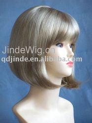 Kanekalon Fiber Monofilament halloween wigs for kids