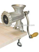 manual cast iron meat mincer/meat grinder