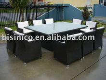 outdoor furniture set. bamboo furniture. beautiful and useful modern bamboo outdoor furnitureB49019
