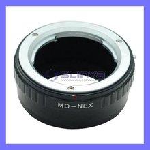 Digital Camera adapter ring MD-NEX for Minolta MD lens for Sony NEX E mount cameras