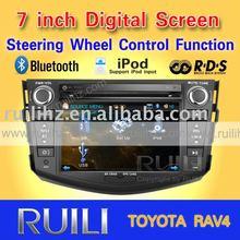 2011 NEW TOYOTA RAV4 car audio 3D Animation UI