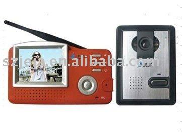 Color Wireless Video Camera