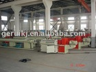 Plastic PVC wire duct production machine