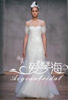 2011 new style wedding dress supplier / 2011 new model wedding gown manufacturer 15014