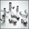 sanitary stainless steel fittings