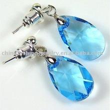 Fashion Jewellery Alloy Tear drop Earrings (HSXE0171)