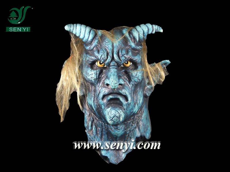 foam latex masks halloween