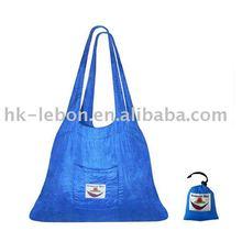 larger Nylon reusable shopping bag