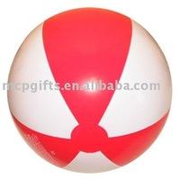 PVC inflatable beach ball