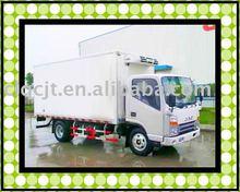 small meat freezer truck