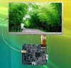 """7"""" WVGA 262k color TFT LCD module"""