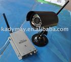 KDM-6421B 2.4G Wireless Camera CCTV System