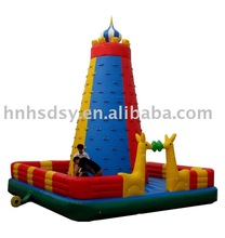 PVC Inflatable tent material