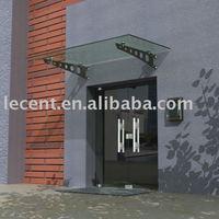Glass Entrance Awning Canopy System Bracket