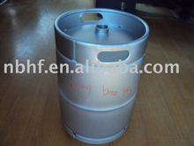 5.16 gallon draft beer barrel