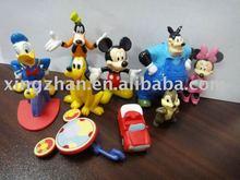 2011 plástico elegante mickey mouse